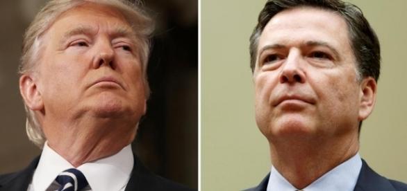 Donald Trump despide al director del FBI por sus investigaciones sobre Rusia y EEUU Vía rfi.fr