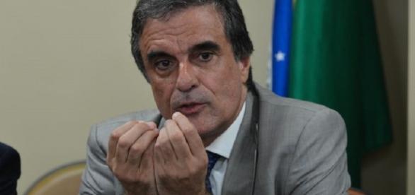 Ex-ministro da Justiça do governo Dilma, José Eduardo Cardozo, foi citado em delação premiada pela ex-marqueteira Mônica Moura