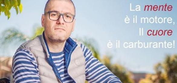 Fabio Casella, candidato al Consiglio comunale di Solarino con Michele Gianni