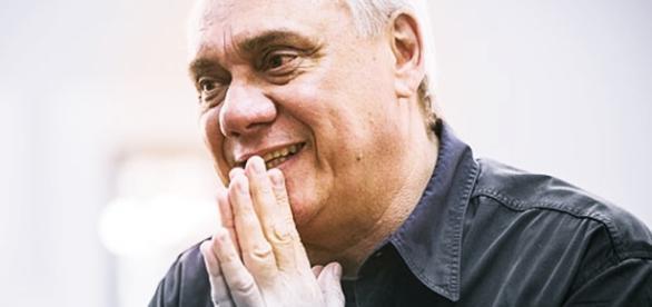 Marcelo Rezende é internado e doença vira segredo - Foto/Folha de S.Paulo