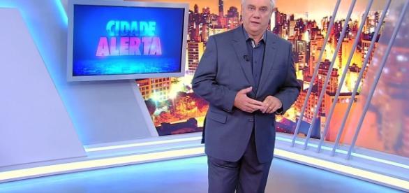 Marcelo Rezende está doente, mas não se sabe qual é a enfermidade (Foto: Divulgação)