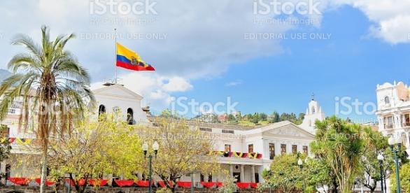 Presidential Palace Quito stock photo 624474858 | iStock - istockphoto.com