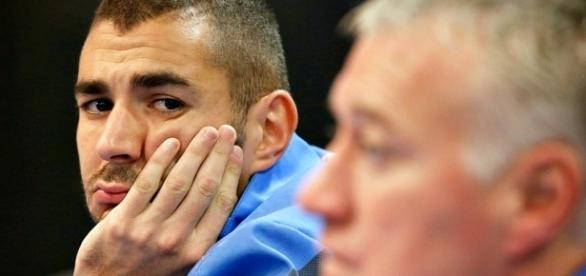 Real Madrid: Benzema veut faire oublier Deschamps!