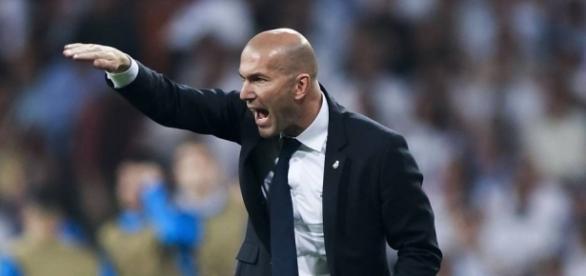Real Madrid, Zidane muestra siempre su mejor talento.