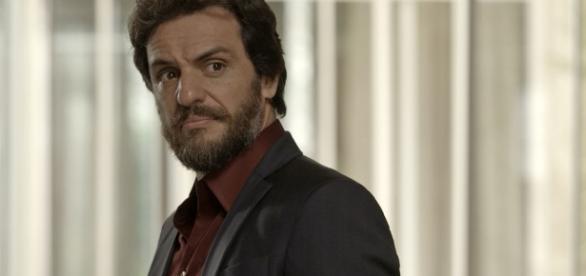 Rodrigo Lombardi como Caio em A Força do Querer (Foto: Divulgação)