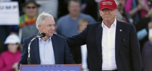 Sen. Sessions chosen as Trump's AG | News | cullmantimes.com - cullmantimes.com