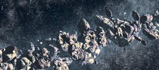 Curiosidades del cinturón de asteroides