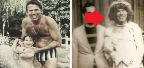 10 imagens que mostram um Silvio Santos que ninguém conhece