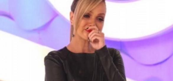 Apresentadora foi às lágrimas durante gravação de programa de TV