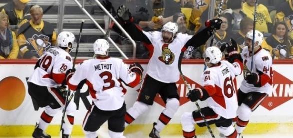 Bobby Ryan de callada temporada, ha sido clave en los playoffs para Ottawa. NHL.com.
