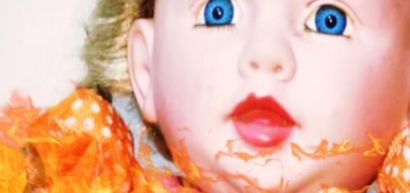 Boneca seria demoníaca - Imagem/Google