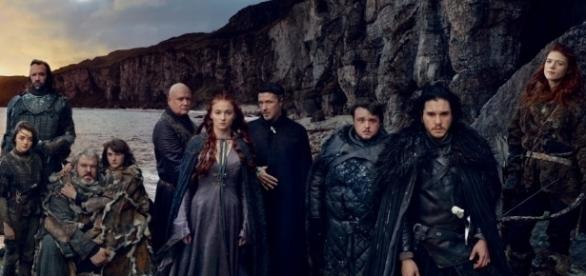 """Atriz de """"Game of Thrones"""" gerou polêmica nas redes sociais"""