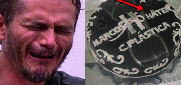 Ex-BBB Marcos era para ser homenageado, mas erro chama atenção - Google