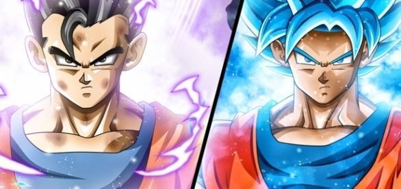 Goku y Gohan se enfrentarán en un duelo épico.