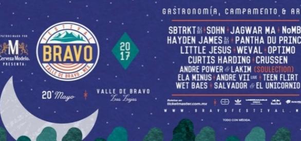 Además de música, arte y gastronomía, el Bravo Festival presentará una iniciativa de sustentabilidad.