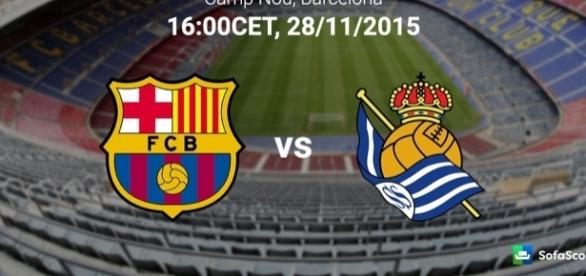 Barcelona vs Real Sociedad - Match preview & Live Stream info ... - sofascore.com