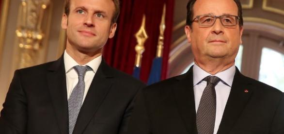"""Hollande estime que le programme de Macron est """"un copier-coller ... - fdesouche.com"""