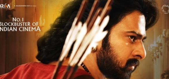 Prabhas from 'Baahubali: The Conclusion' movie