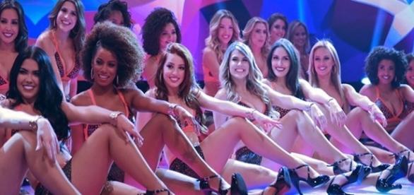 5 vezes que as bailarinas do Faustão roubaram a cena