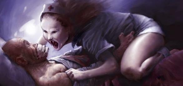 A paralisia do sono é uma sensação terrível