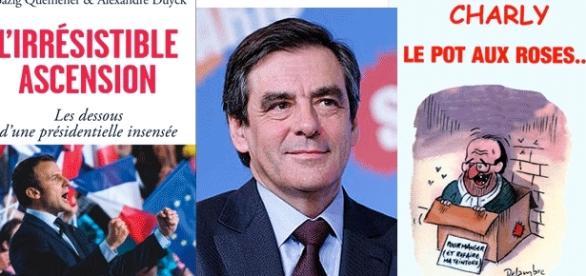 Déjà, deux livres évoquent la campagne électorale perdue par François Fillon et l'affaire du Penelopegate
