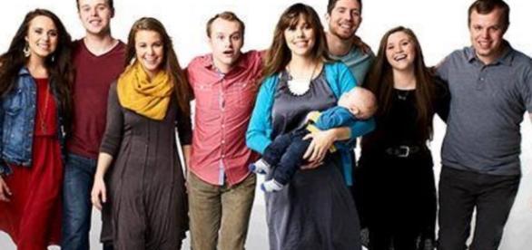 Duggar Family promo photo via BN library