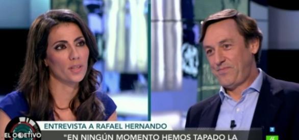 """El enganche entre Ana Pastor y Rafael Hernando: """"¿Puedo seguir ... - elespanol.com"""