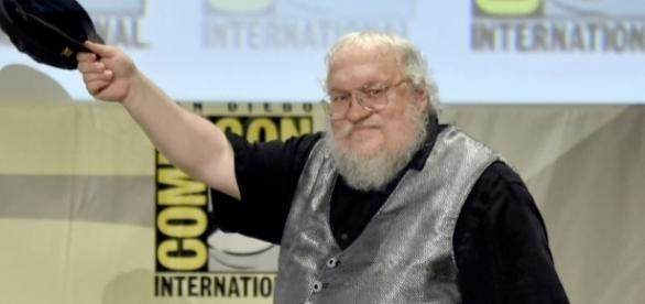 Game Of Thrones' Fans Panic As George R. R. Martin Reveals Data ... - inquisitr.com