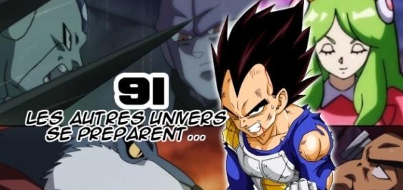 Les autres univers se prépare au tournoi... Voici la Team 6, Team 9, Team 11 et.. les autres ?