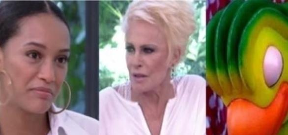 Louro José disse que a recusa de Taís Araujo era desfeita da atriz ( Foto: Reprodução/montagem)