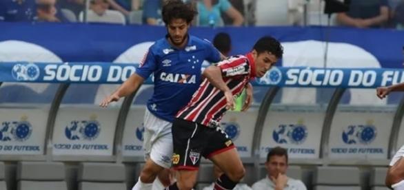 No Mineirão, Cruzeiro apimentou ainda mais o clima no São Paulo