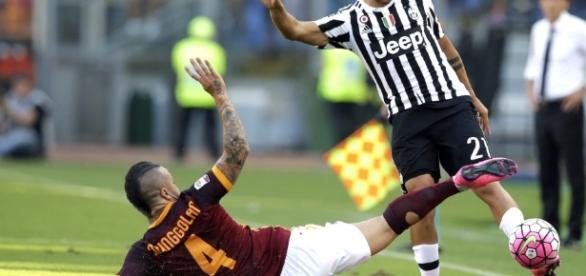 Paulo Dybala no pudo evitar la derrota