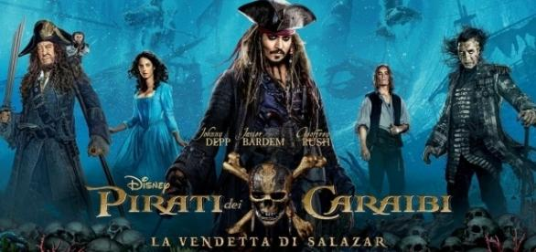Pirati dei Caraibi - La Vendetta di Salazar