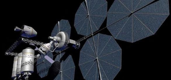 Propellent depot (Courtesy NASA)