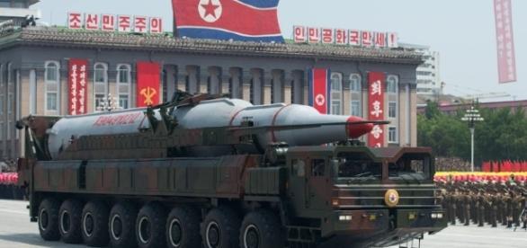 Segundo o ministro da Defesa japonês, Tomomi Inada, o míssil testado dia 14 de maio pode ter sido de um novo tipo