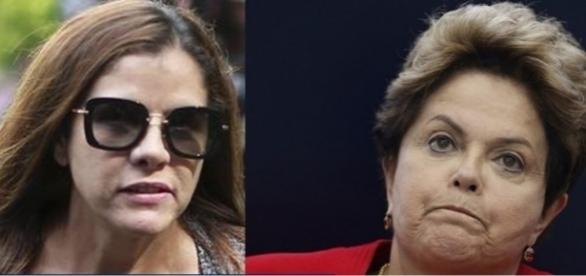 """Será que """"prova forjada"""" de Mônica Moura é verdade ou boato?"""
