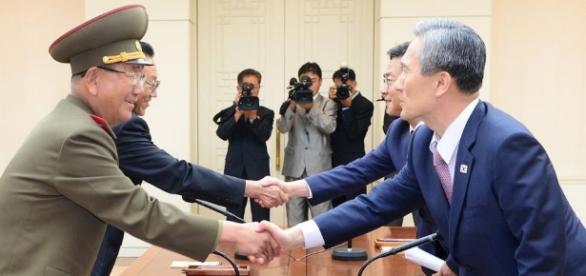 Un accord entre les deux Corées met fin à l'escalade militaire