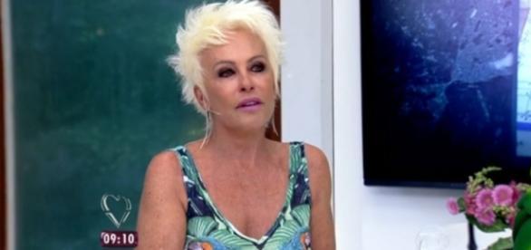 Ana Maria Braga ficou surpreendida