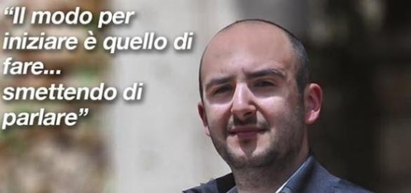 Francesco Burgio, candidato al Consiglio comunale