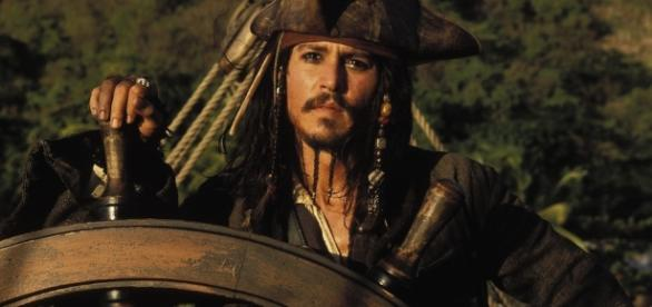 "Johnny Depp stars in the ""Pirates"" franchise / BN Photo Library"