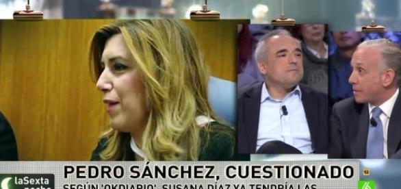 LA SEXTA TV   Susana Díaz tendría las firmas para que el congreso ... - lasexta.com