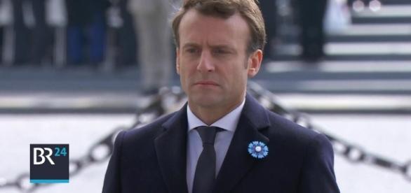 Nach Macrons Sieg in Frankreich: Mit Rückenwind in den Elysée ... - br.de