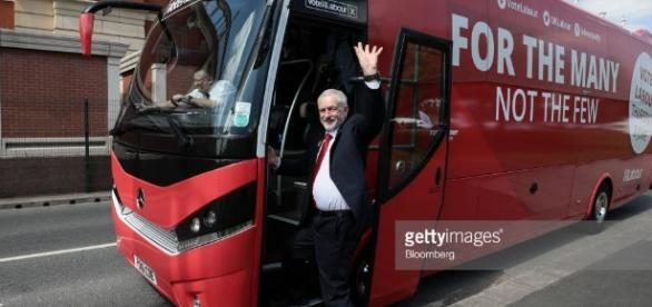 Opposition Labour Party Leader Jeremy Corbyn Launches The Party's ... - gettyimages.com