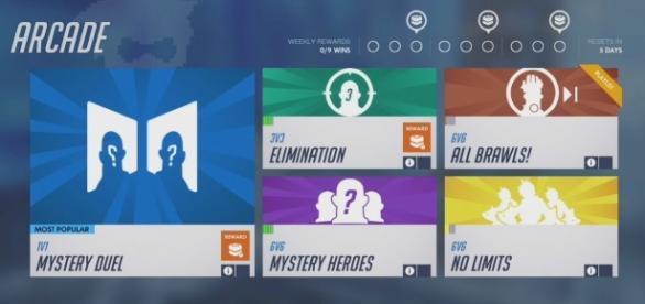 Overwatch's New Arcade Offers Loot Box Rewards and New Modes ... - gamespot.com