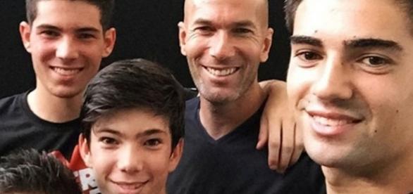 Real Madrid: Zidane prêt à virer un de ses fils!