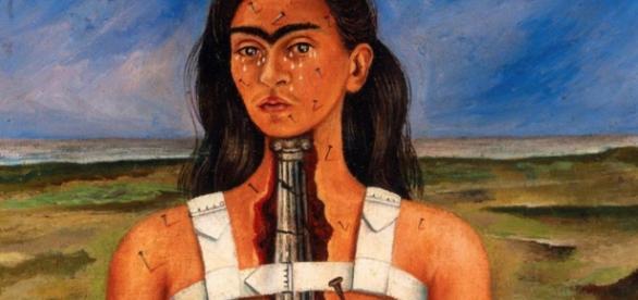 La vida de Frida Kalho y Diego Rivera, hecha serie