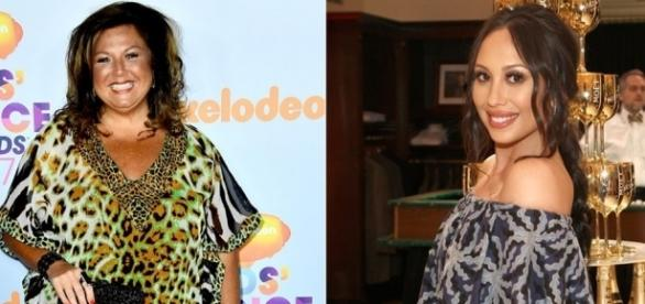 Cheryl Burke talks about 'Dance Moms'/ Blasting News Library - celebrityinsider.org