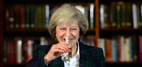 https://uk.news.yahoo.com/theresa-may-cusp-becoming-britains-152154218.html