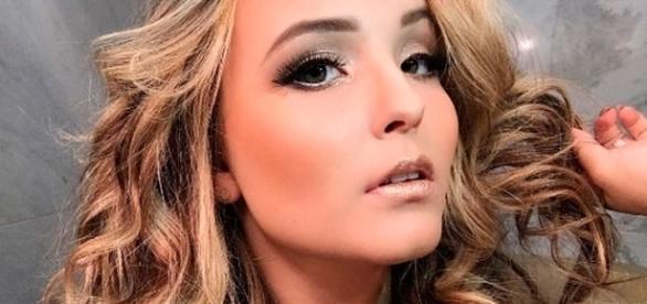 Larissa é uma das atrizes mirins de maior sucesso da atualidade