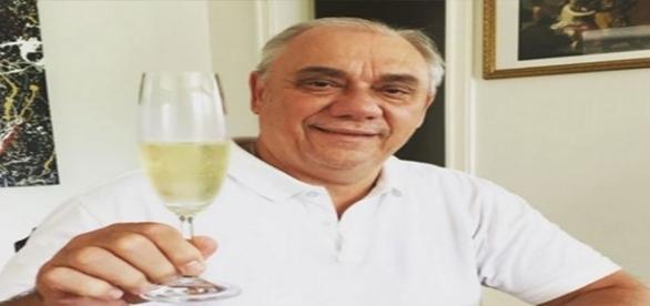 Marcelo Rezende assumiu ter sido viciado em álcool e drogas
